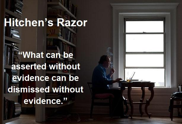 Hitchen's Razor